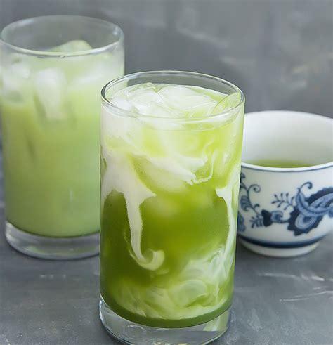 Green Coffee Latte matcha green tea latte kirbie s cravings