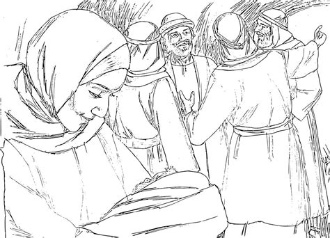 coloring pages zechariah and elizabeth how to draw elizabeth 1