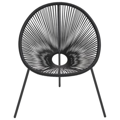 stoelen wit zwart stoel ha 239 ti zwart tuinstoelen tuinmeubelen tuin karwei