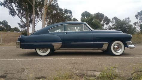 1949 cadillac sedanette for sale 1949 cadillac series 62 sedanette for sale photos