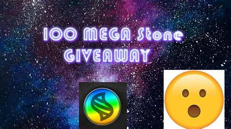 Mega Stone Giveaway - 100 mega stone giveaway roblox pokemon brick bronze youtube