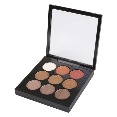 colorful eyeshadow palette 9 colors matte pigment eyeshadow palette cosmetic makeup