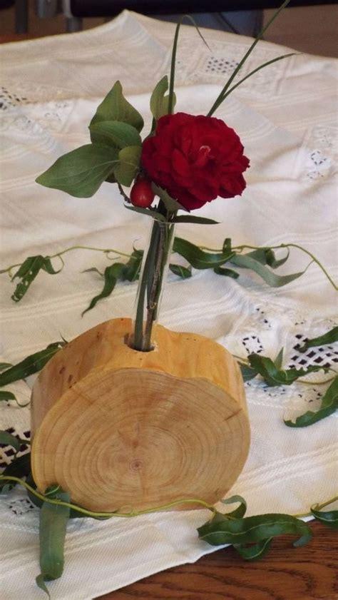 floreros rusticos de madera pin von r 252 diger sch 252 rmann auf reagenzglasvase pinterest