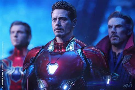 hot toys avengers endgame iron man mark toys games