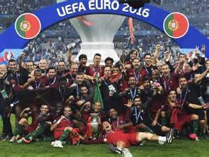 2016 portugal crowned chions after eder s