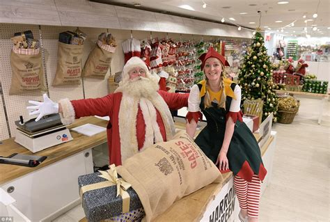 selfridges launches its christmas store with 143 shopping