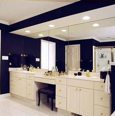 Bathroom Mirror Makeovers by Before After Bathroom Mirror Makeovers Hooked On Houses