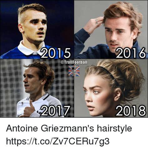 Antoine Griezmann Hairstyle 2015 by 2015 Football Soccer 2017 2016 2018 Antoine Griezmann S