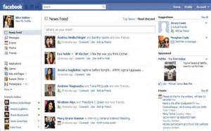 Facebook rolls out homepage redesign