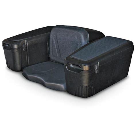 atv seat kolpin 174 atv rear seat box 199119 racks bags at