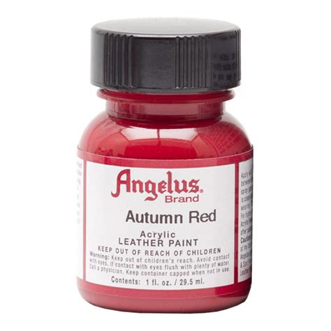 angelus paint on patent leather buy angelus leather paint 1 oz autumn