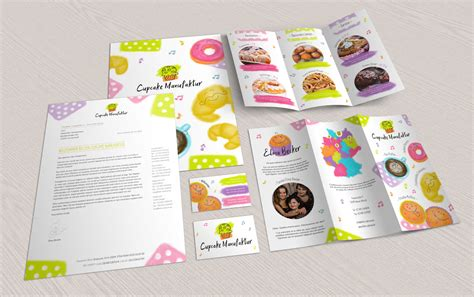 Corporate Design Vorlagen Psd Das Gro 223 E Corporate Design Paket Briefpapier Visitenkarten Flyer Psd Tutorials De Shop