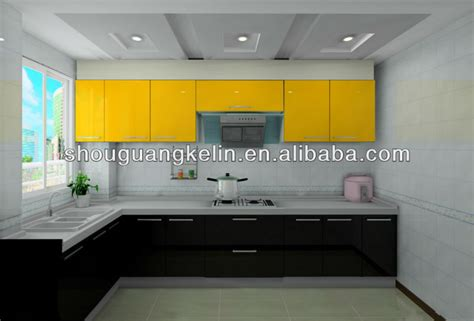 2015 sales melamine chipboard kitchen cabinet buy