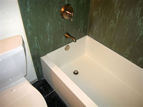 custom bathtub shower combo custom made tub shower combo using corian colors glacier