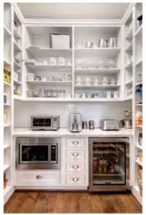 Microwave In Pantry by 25 Best Ideas About Microwave In Pantry On