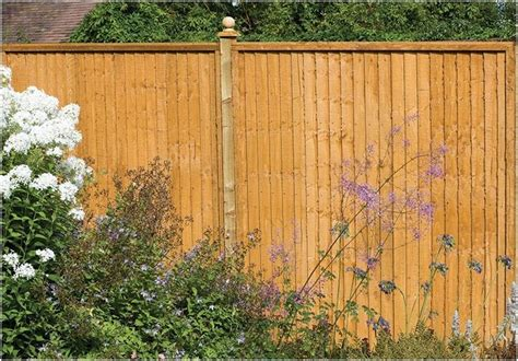 Forest Fencing Trellis Forest Board Wooden Fence Panels 91cm X 183cm
