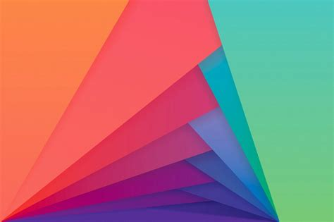 brand new set of 40 material design backgrounds material style hd artist 4k wallpapers images