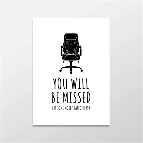 you will be missed card template goodbye card rude farewell card greeting card