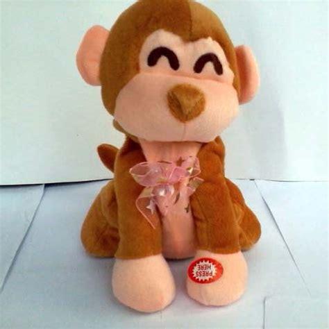 Boneka Monyet Kecil boneka unik boneka unik monyet kecil