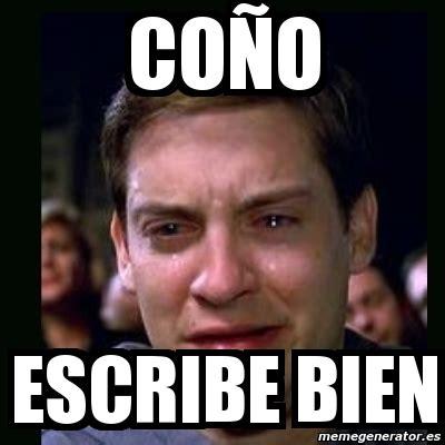 Meme Generator Two Images - meme crying peter parker co 241 o escribe bien 2617719
