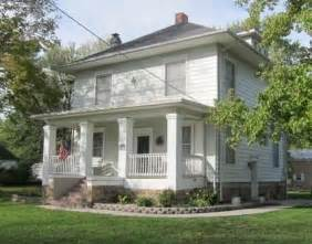American Foursquare Floor Plans 1916 American Foursquare Older Homes With Charm