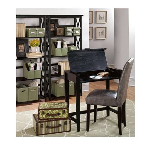 home decorators collections home decorators collection montego espresso open bookcase