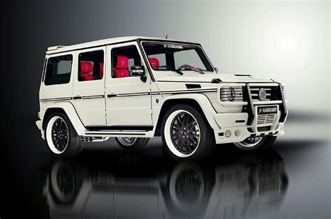 mercedes g wagen hamann typhoon g class goes from 0 62mph in 5 1 seconds