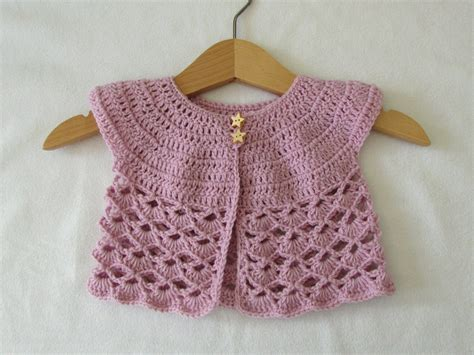 how to crochet a sweater how to crochet baby sweater cottageartcreations