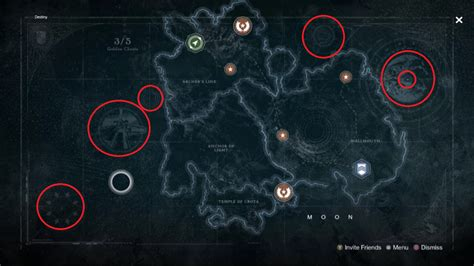 destiny maps the future machine destiny map mystery
