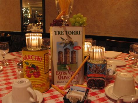 decorating italian theme italian themed supples why the table decoration at