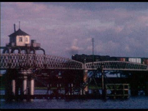alloa swing bridge the other forth crossing alloa to throsk swing bridge