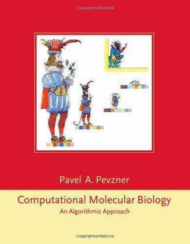 computational biology a hypertextbook books computational molecular biology an algorithmic approach