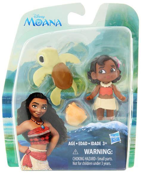 Promo Figure Moana 11pcs baby moana of oceania small doll set at mighty ape nz
