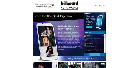 Billboard Sweepstakes - billboard music awards sweepstakes