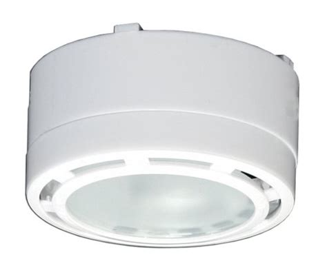 American Lighting Alpx60wh 12 Volt Under Cabinet Puck Ge Xenon Cabinet Lighting
