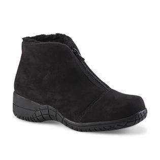 i love comfort boots i love comfort women s doris ankle boot black