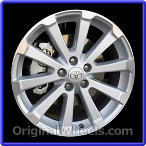 Toyota Venza Tire Size 2011 Toyota Venza Rims 2011 Toyota Venza Wheels At