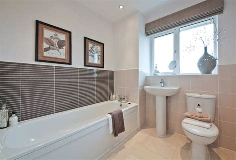 family bathroom design ideas interior designed family bathroom using mellow mocha by dulux wimpey homes new home
