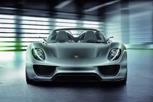 918 Spyder Porsche Porsche 918 Spyder