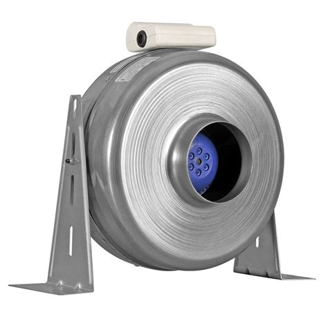 in line centrifugal fan xpelair xid150 150mm centrifugal inline duct fan