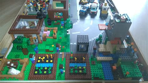 lego minecraft house custom lego minecraft house home diy