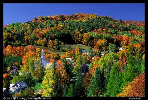 villages in usa picture photo east topsham village in fall vermont new