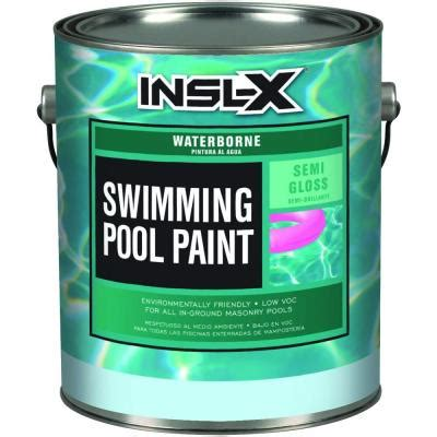 insl x wr 1024 1 gal semi gloss acrylic royal blue waterborne swimming pool paint wr1024 the