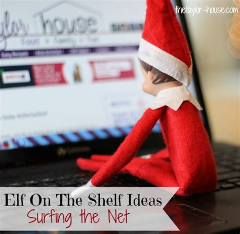 Where Can I Find An On The Shelf by On The Shelf Surfing The Net Elfontheshelf The