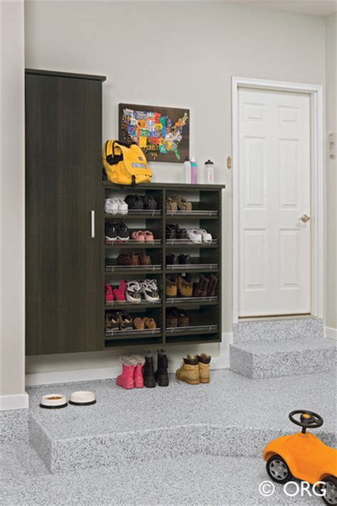 shoe storage ideas for garage garage shoe storage ideas smalltowndjs