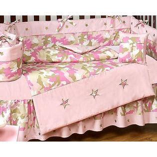 Pink Camo Crib Bedding Sets Sweet Jojo Designs Camo Pink Collection 9pc Crib Bedding Set Baby Baby Bedding Bedding