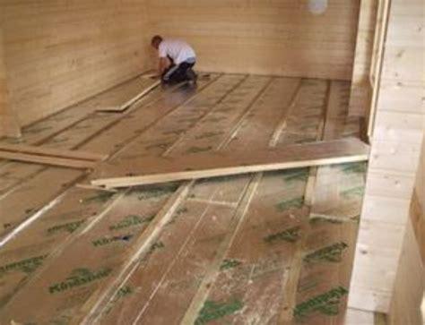 Floor   Keops Interlock Log Cabins