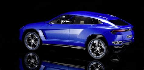 lamborghini urus blue review model car group lamborghini urus concept