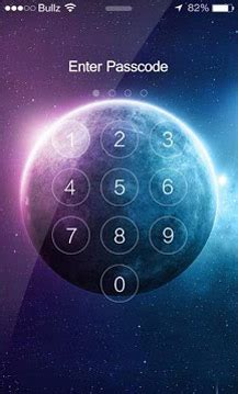 galaxy lock screen  wallpaper apk   android