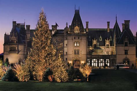 biltmore house hours christmas at biltmore